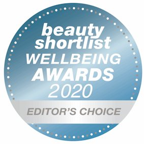 Shui Me - Beauty Shortlist Wellbeing Editors Choice 2020