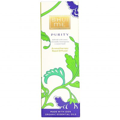 Shui Me Purity Reed Diffuser 100ml front