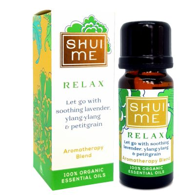 Shui Me Relax Essential Oil Blend 10ml