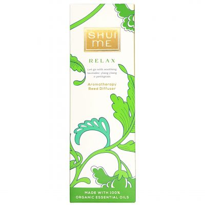 Shui Me Relax Reed Diffuser 100ml front